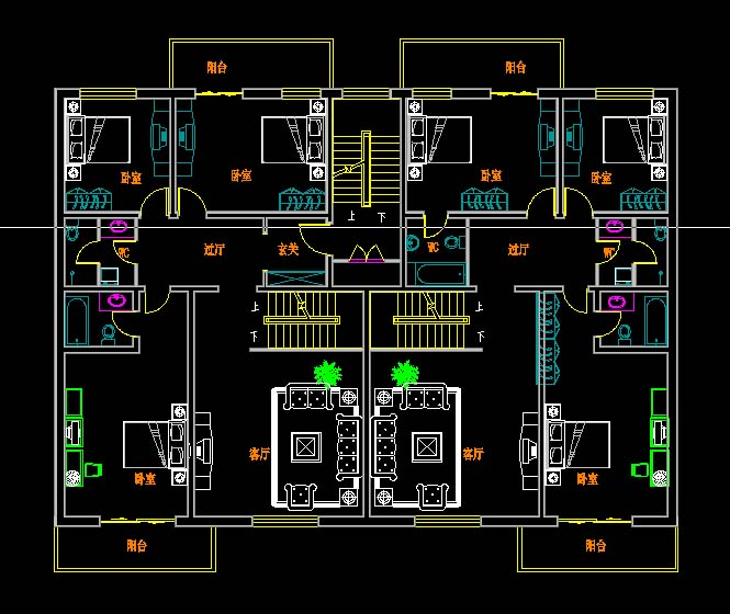 楼中楼楼梯设计 农村别墅楼中楼 楼中楼露台设计 楼中楼别墅装修  所