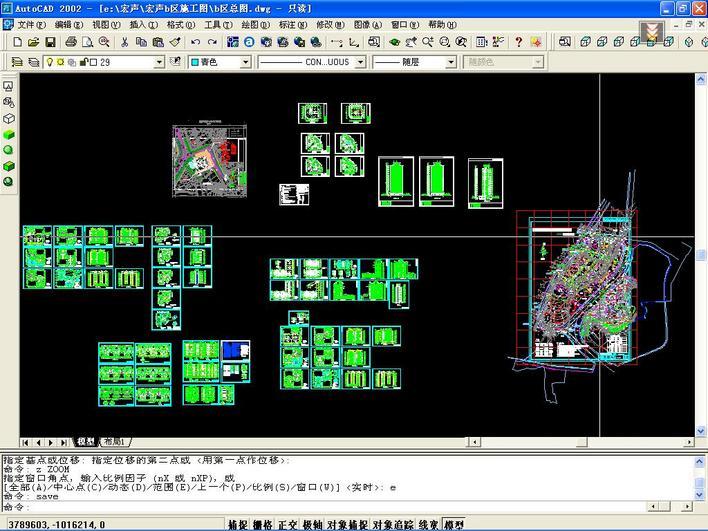 简介:重庆宏声广场建筑施工图 相关专题:广场施工图圆形广场施工图