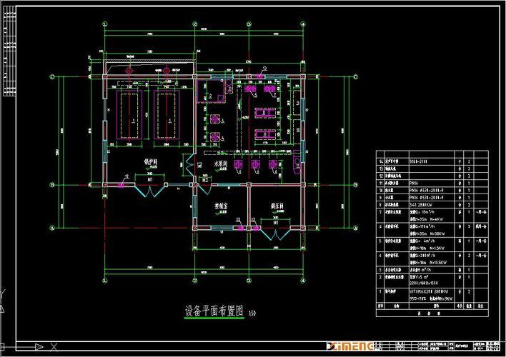燃气热水锅炉设计 燃气热水锅炉系统 燃气热水锅炉系统图 燃气供暖图片