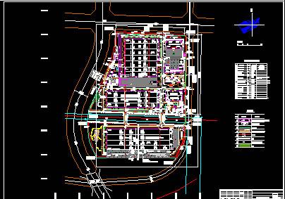 化工厂电气v电气图纸设计图纸张驿农家乐店图片