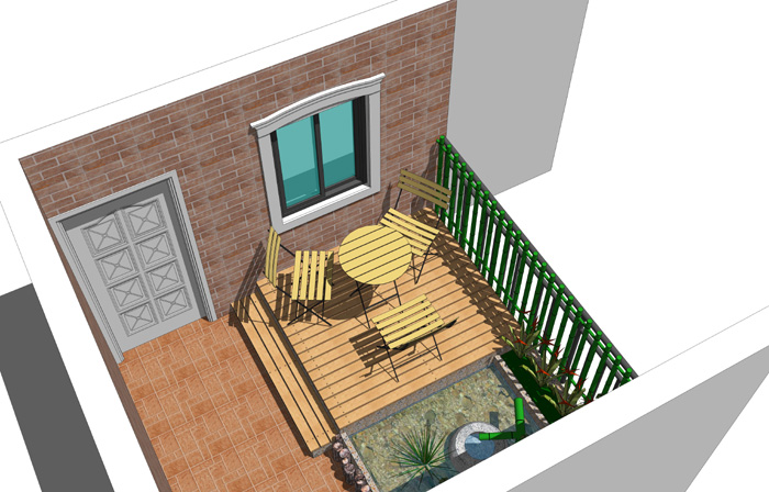 入户花园吊顶效果图 入户花园设计效果图 套房入户花园设计 套房入户