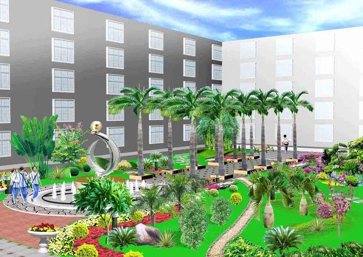校园园林规划设计