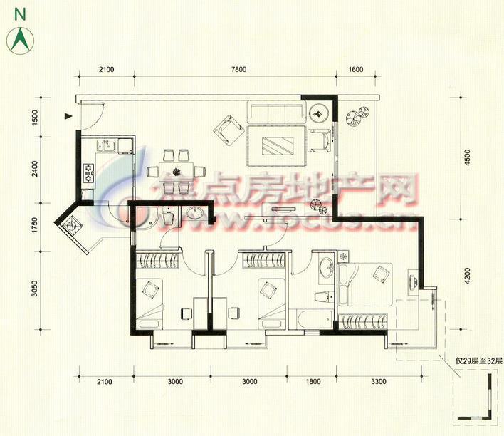 普通住房设计图纸_普通图纸设计住房图片分享穹扉图纸之图片
