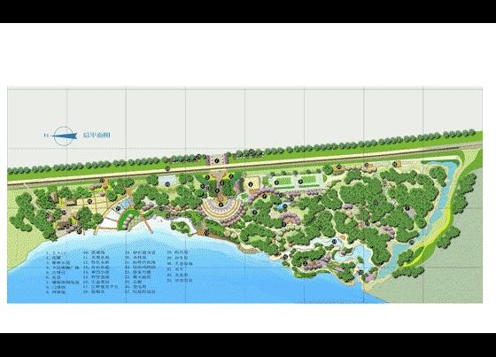 相关专题:公园总平面图规划总平面图公园设计总平面图泪珠公园总平面