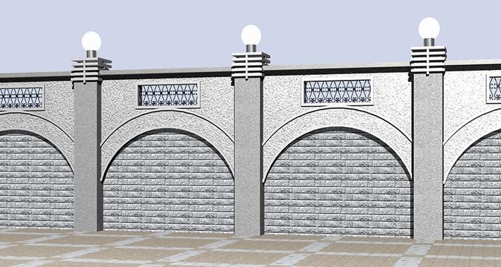 相关专题:围墙效果图 大门围墙效果图 厂房围墙效果图 围墙大门效果