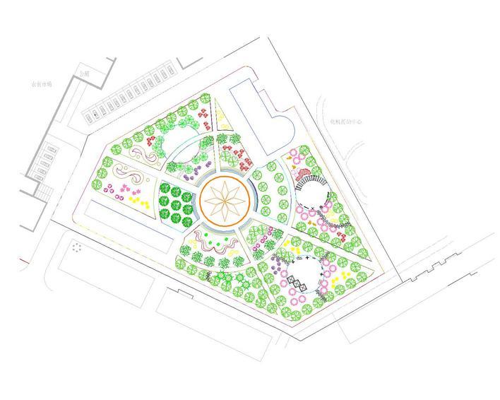 山西省朔州市应县棚户区6层住宅楼建筑设计方案