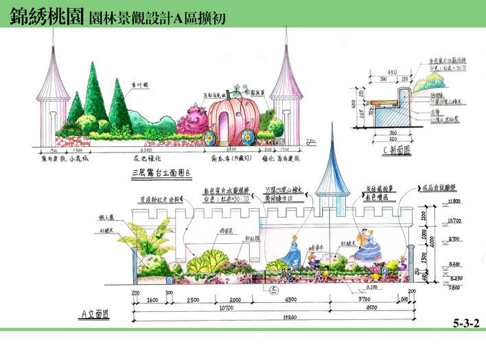 幼儿园架空层方案四图片