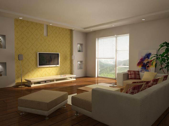 间大堂客厅卧室走廊全套效果图 农村基础设施建设农村公共客厅设计图