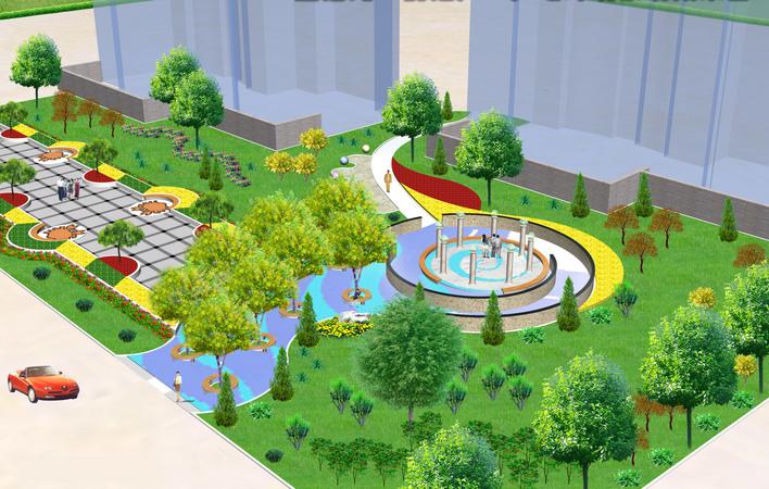 相关专题:居住区绿地设计效果图咖啡厅局部效果图居住小区大门图片
