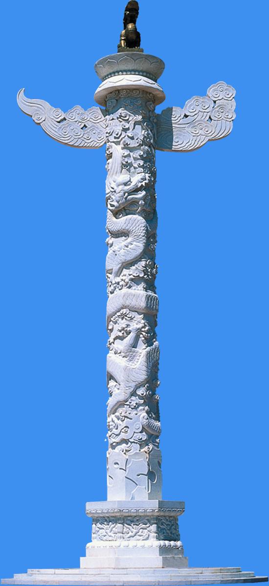景观柱素材3