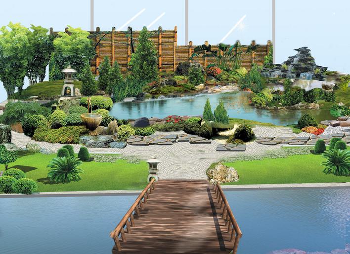 某景观小区规划设计含植物配置图及效果图和小品 江西某小区的经典