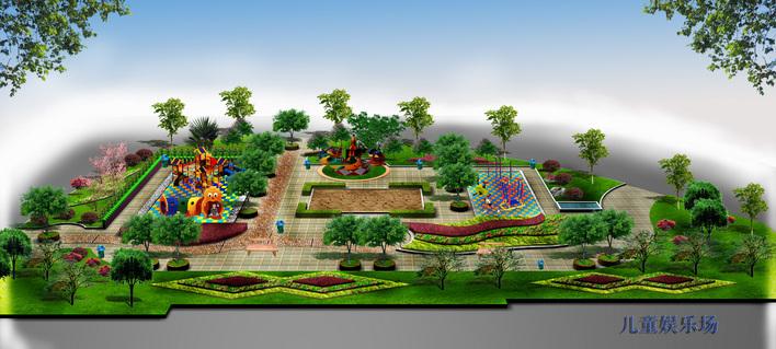 室内儿童游乐场设计 儿童游乐场设计方案