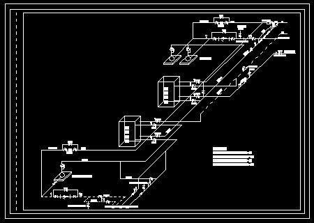 换热站工艺流程图