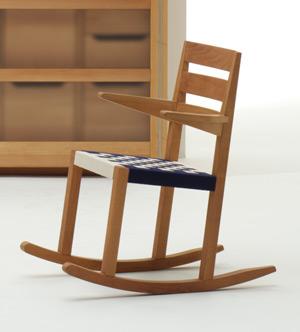 手绘椅子设计四视图