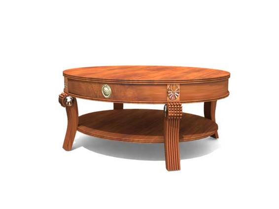 3d模型欧式桌子37