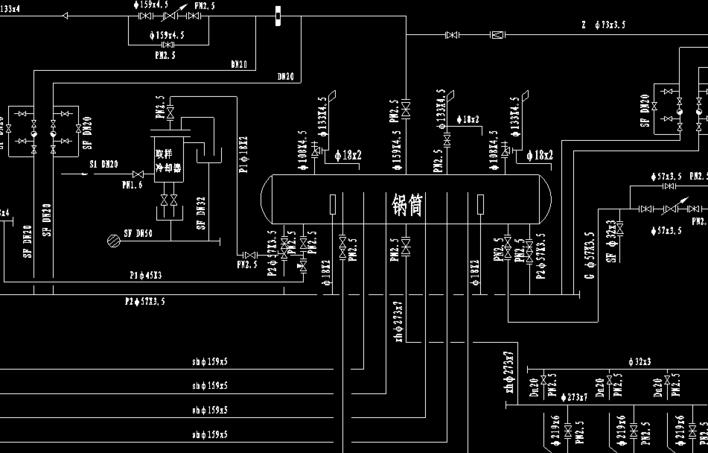 步进式加热炉结构图_步进梁 式加热炉 汽化冷却工艺图