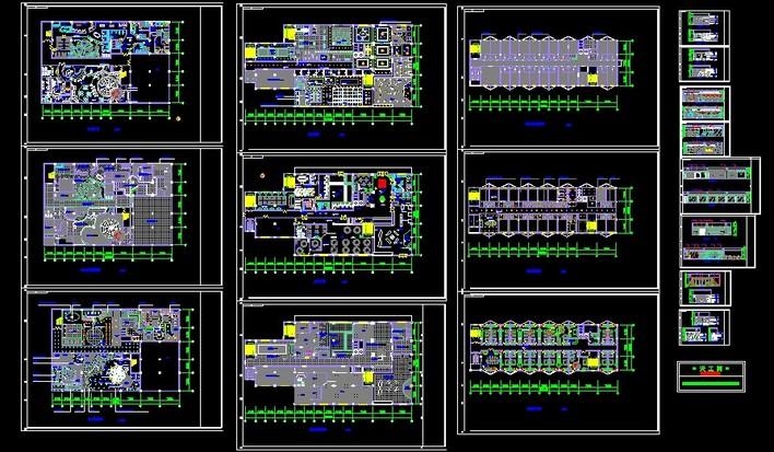 宾馆方案室内装修设计图