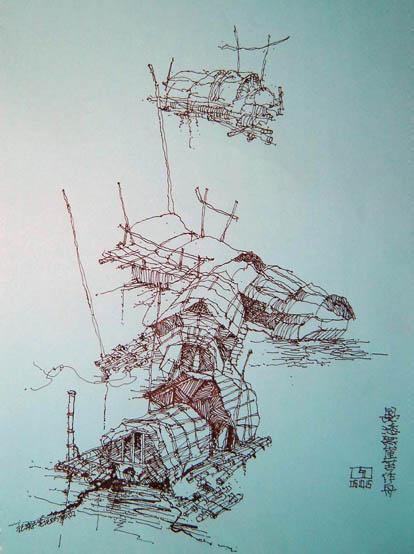 所当前页面:网站首页-- 铅笔手绘建筑画