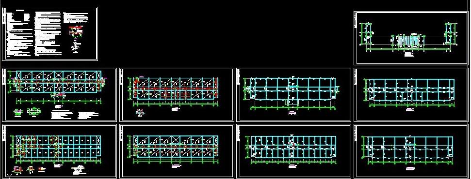 五层框架教学楼,gbf现浇空心大板结构,空心板大样,空心板设计施工
