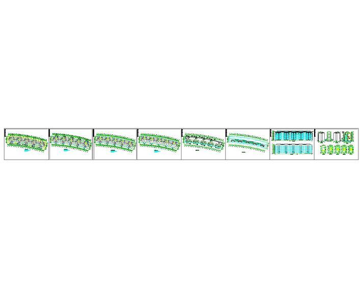 现代风格住宅设计(cad图纸下载)-图1