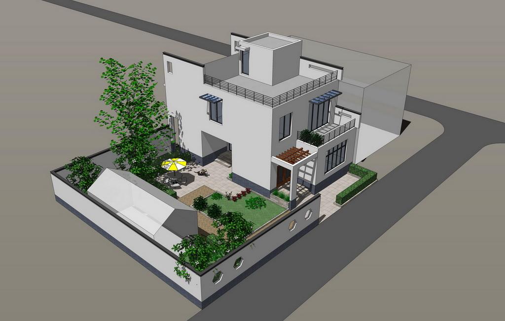 新农村住宅图集精选图片
