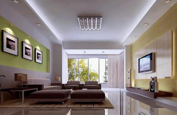 整套家装施工图带一张客厅效果图 复式装修带客厅效果图  上传时间图片