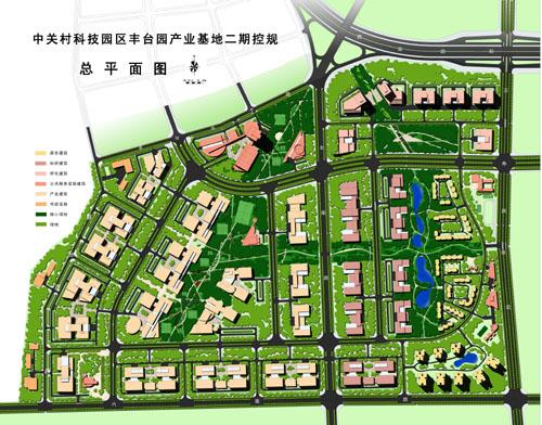 农业产业园区规划图