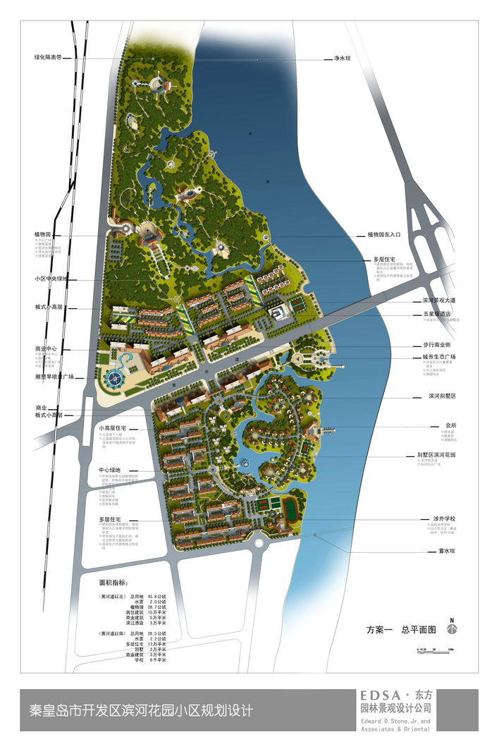 居住区绿地设计平面图内容居住区绿地设计平面图图片