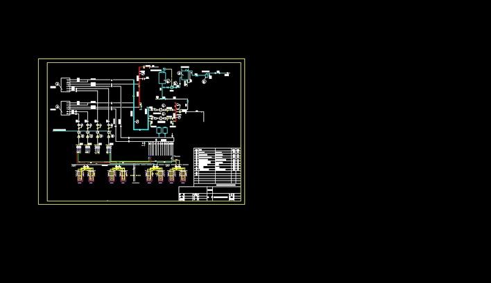 图纸 暖通设计图 地源热泵施工全图  上传时间:2008-06-10 所属分类