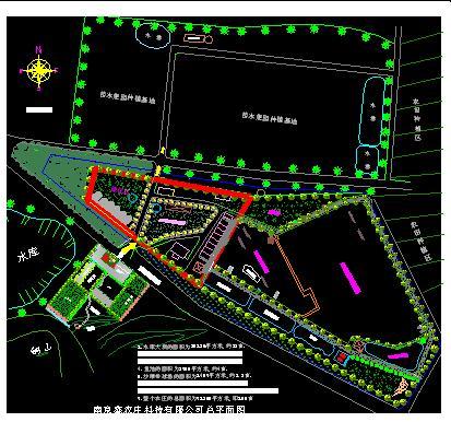 停车场(停车场节点详图)  停车场平面设计    生态停车场   相关专题