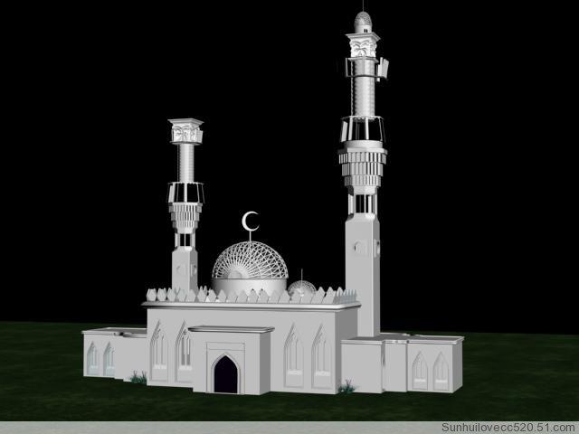 阿拉伯建筑