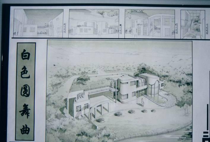 中国古代著名建筑 - 土木与建筑系; 全国建筑系学生作业展览 [精华]