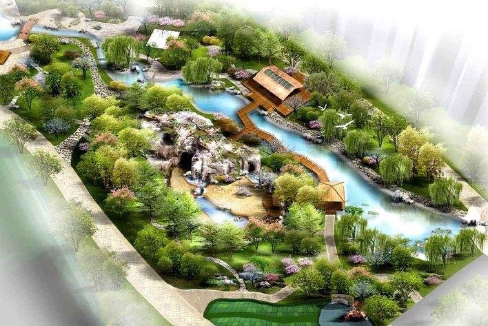 小型植物园设计(一套)