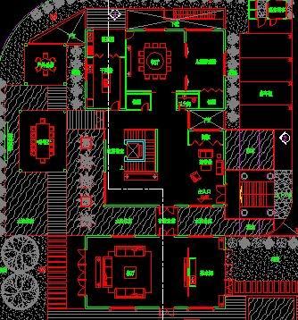 欧式风格豪华三层别墅室内装修图(含效果)  上传时间:2008-11-20 所