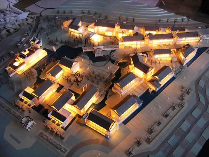 千岛湖旅游码头商业街照片