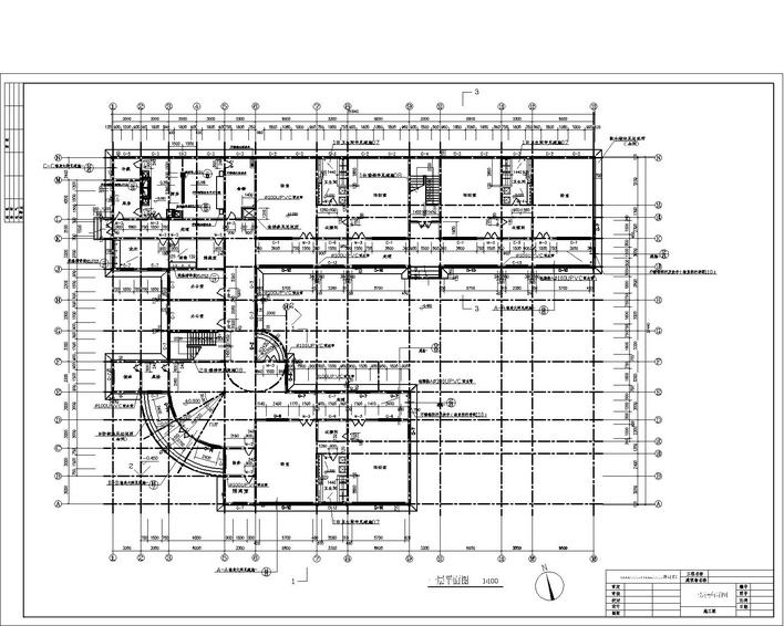 幼儿园全套施工图,图纸详细,功能分区明确,非常有用,希望大家喜欢!