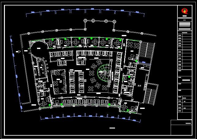 正在加载评论10套别墅平面图加 (644x457); 咖啡厅设计平面图图片