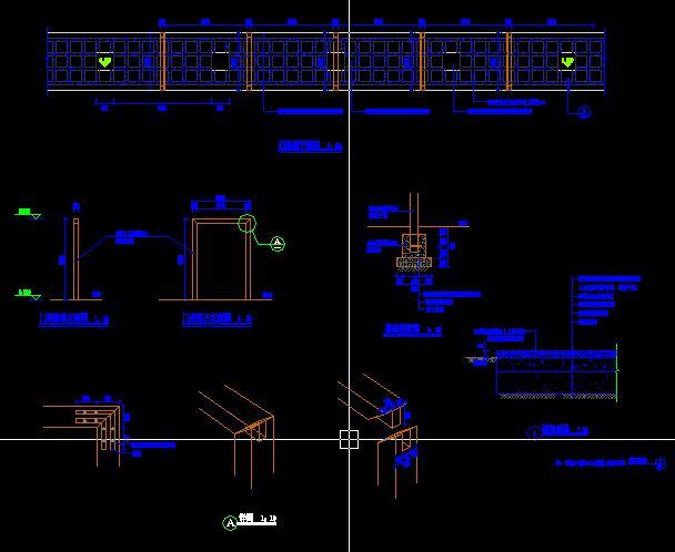长沙34层剪力墙住宅结构施工图-y形平面布置  (0人评价)