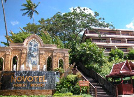 泰式风格-thailand普吉岛度假酒店