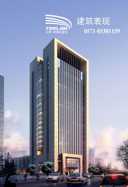 上海境源作品集-办公商业建筑(76张)