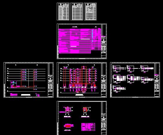 低压配电系统图图片