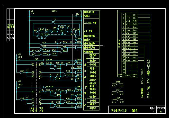 国家标准图集-电气图例