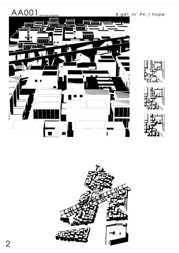 建筑学 毕业设计 作业 排版 展览3
