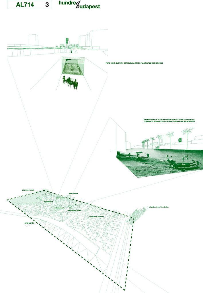 建筑学 毕业设计 作业 排版 展览 7