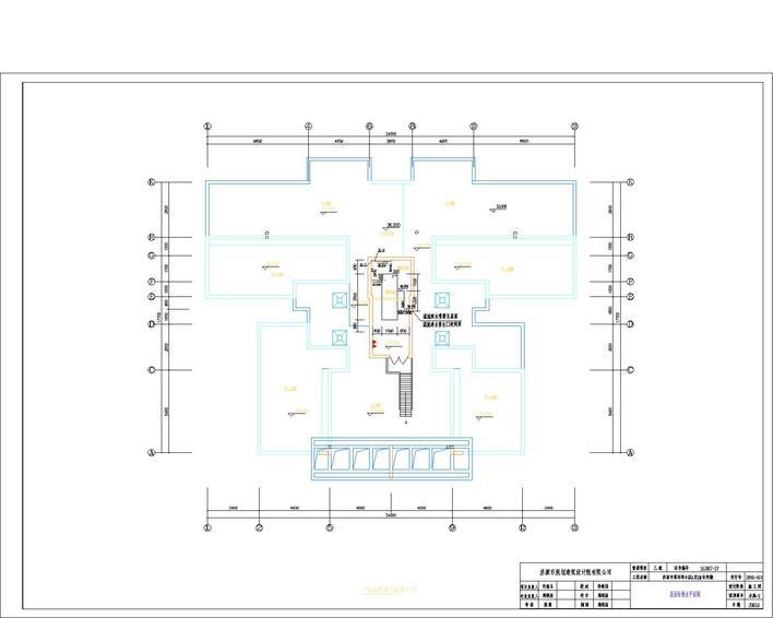 收藏小图纸高层相关图纸水电汕头店工程复印图片