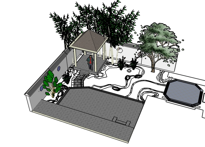 60平米小别墅设计图纸