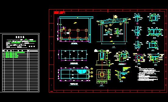 建筑平面图雨棚怎么画