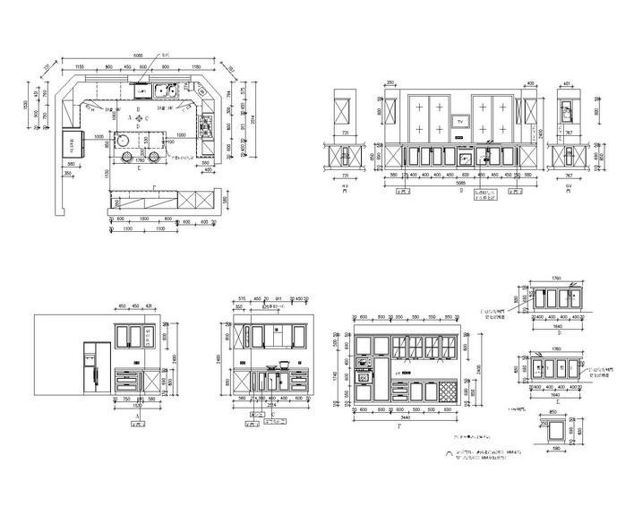 欧式橱柜设计图 广东某玩具厂欧式厂房设计图(办公楼部分) 某欧式风格