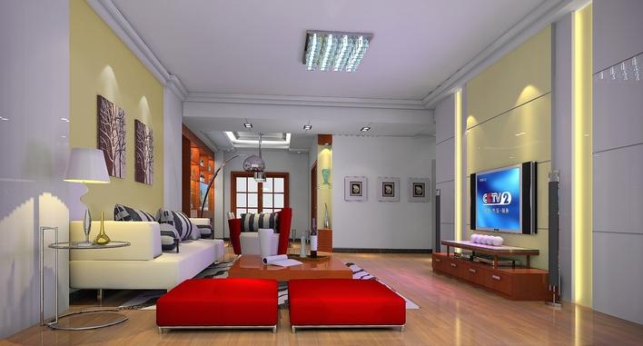 管网,室内外效果图,施工图设计及预算 中式风格的三层别墅室内装修cad