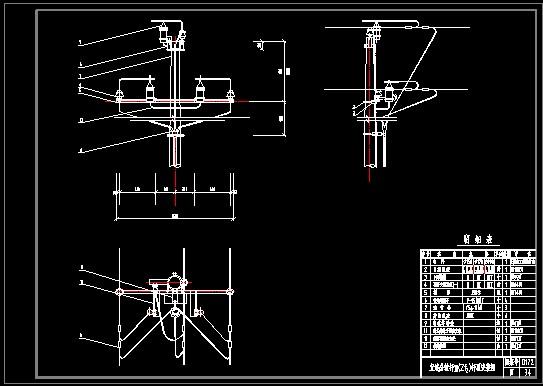 6 10kV平原配电线路通用设计